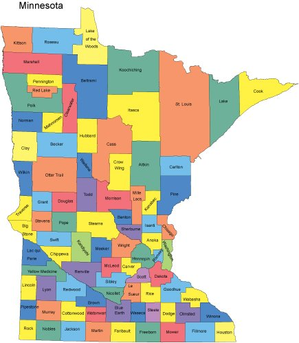 MN counties contract for deed