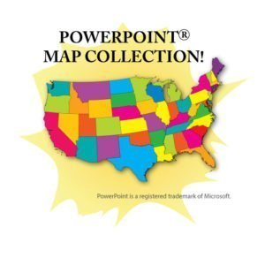 PowerPoint Map Collection