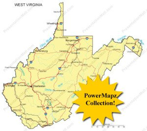 West Virginia Map Collection